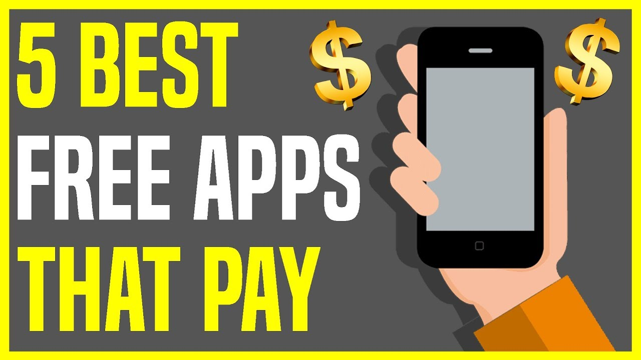 Apps That Actually Pay Money